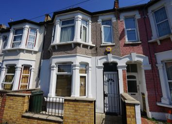Thumbnail 2 bedroom flat for sale in Campbell Road, East Ham