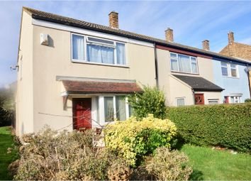 Thumbnail 2 bedroom terraced house for sale in Hornbeams, Harlow