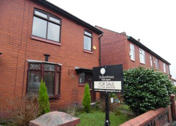Thumbnail 3 bed town house for sale in Denton Lane, Chadderton, Oldham