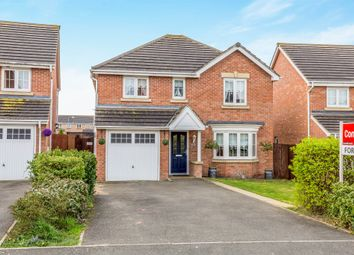 Thumbnail 4 bedroom detached house for sale in Robin Road, Corby