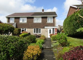 Thumbnail 3 bed semi-detached house for sale in Heol Dulais, Birchgrove, Swansea, City And County Of Swansea.