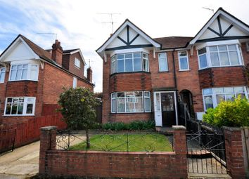 Thumbnail 4 bedroom semi-detached house for sale in Drayton Road, Reading