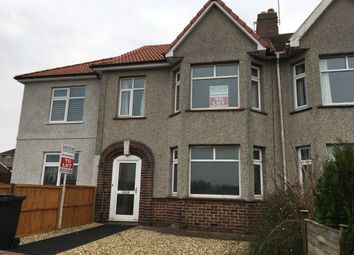 Thumbnail 3 bed terraced house to rent in Southmead Road, Filton, Bristol