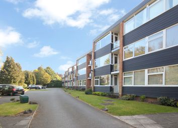 Thumbnail 2 bed flat for sale in Darley Mead Court, Hampton Lane, Solihull