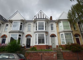 Thumbnail 5 bed terraced house for sale in Beechwood Road, Uplands, Swansea
