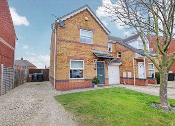 Thumbnail 2 bed semi-detached house for sale in Ripon Close, Bracebridge Heath, Bracebridge Heath