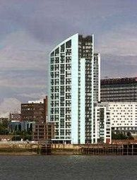 Thumbnail 2 bed flat to rent in Alexandra Tower, Princess Parade, Liverpool