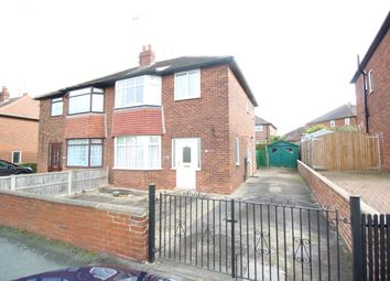 Thumbnail 3 bed semi-detached house for sale in Cross Green Lane, Halton, Leeds