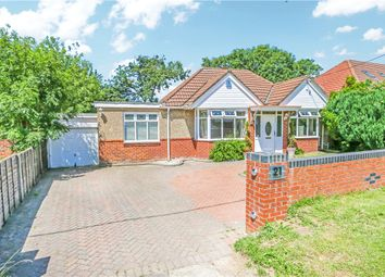 Thumbnail 3 bed detached bungalow for sale in Upton Crescent, Nursling, Southampton, Hampshire