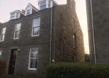 Thumbnail 3 bed flat to rent in University Road, Old Aberdeen, Aberdeen