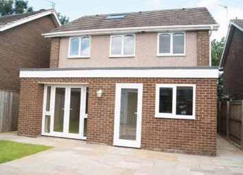 Thumbnail 4 bedroom detached house for sale in Brookland Drive, Killingworth, Newcastle Upon Tyne