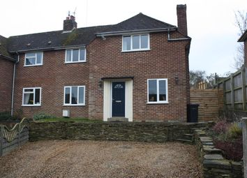 Thumbnail 3 bed semi-detached house for sale in Throckmorton Road, Bungay