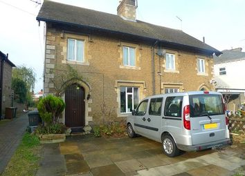 Thumbnail 3 bedroom semi-detached house for sale in London Road, Peterborough, Cambridgeshire.