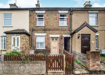 Thumbnail 2 bedroom terraced house for sale in Villiers Road, Watford