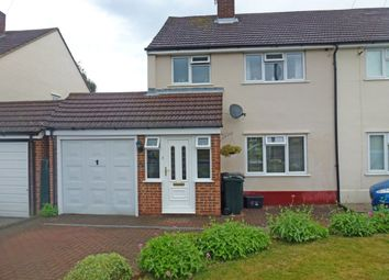 Thumbnail 3 bed semi-detached house to rent in Oakwood Rise, Longfield