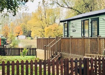 Thumbnail 1 bed mobile/park home for sale in Crow Lane, Great Billing