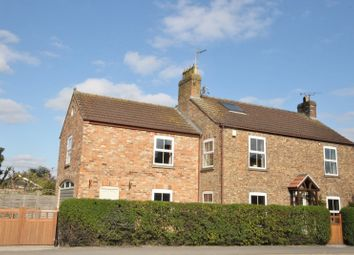 Thumbnail 4 bed detached house for sale in Barbeck, Thirsk