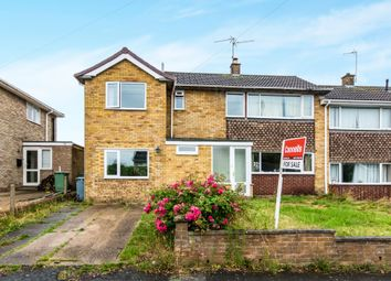 Thumbnail 4 bed semi-detached house for sale in Highcliffe Road, Grantham