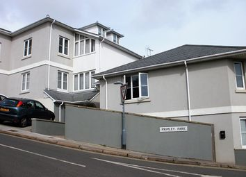 Thumbnail 1 bed flat to rent in Totnes Road, Paignton