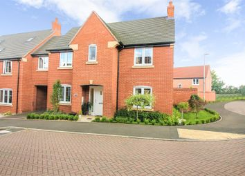 Thumbnail 4 bed detached house for sale in Hart Drive, Measham, Swadlincote