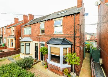 Thumbnail 3 bed semi-detached house for sale in Church Road, Altofts, Normanton