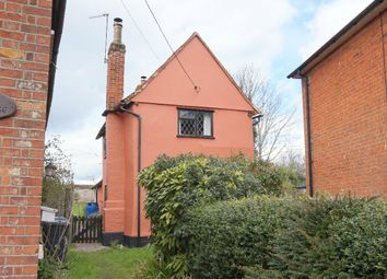 Thumbnail 1 bedroom detached house for sale in Upper Street, Higham, Colchester