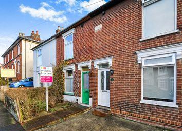 Thumbnail 2 bedroom terraced house for sale in Nottidge Road, Ipswich