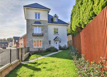 Thumbnail 4 bedroom detached house for sale in Canon Walk, Llandough, Penarth