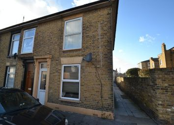 Thumbnail 3 bed end terrace house for sale in Alexandra Road, Sheerness