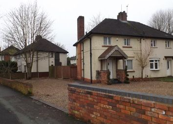 Thumbnail 3 bedroom semi-detached house for sale in Priory Road, Dudley, West Midlands