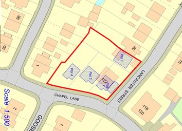 Land for sale in Chapel Lane, Coppull, Chorley PR7