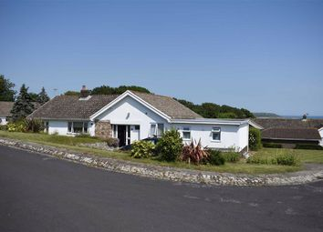 Thumbnail 3 bed detached bungalow for sale in The Boarlands, Port Eynon, Swansea