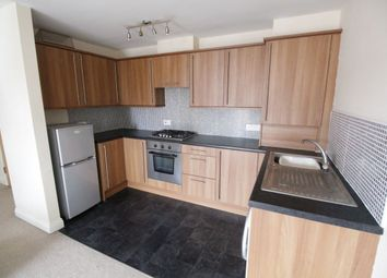 Thumbnail 2 bed flat to rent in Lagentium Plaza, Glasshoughton, Castleford