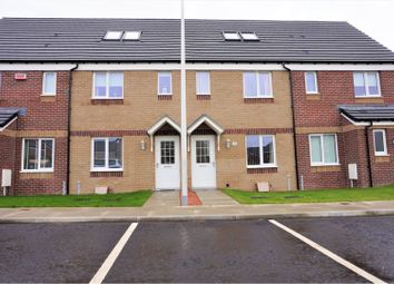 Thumbnail 3 bed town house for sale in Barmore Crescent, Bishopton