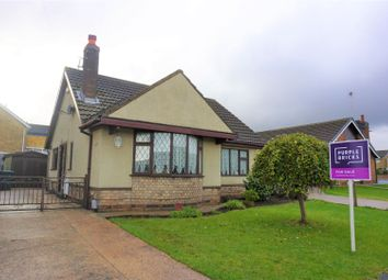 Thumbnail 2 bed detached bungalow for sale in Kingsley Road, Doncaster