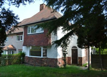 Thumbnail 3 bed semi-detached house to rent in Wollaton Road, Beeston