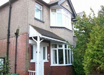 Thumbnail 4 bed semi-detached house to rent in Kitchener Road, Available From 1st July 2018, Southampton