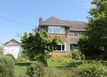 Thumbnail 4 bed semi-detached house for sale in The Crescent, Backwell, Bristol