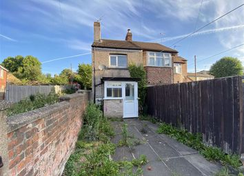 Thumbnail 1 bed semi-detached house to rent in Back Lane, Ilkeston, Derbyshire