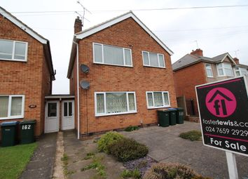 Thumbnail 2 bedroom maisonette to rent in Roland Avenue, Holbrooks, Coventry