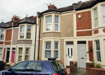 Thumbnail 3 bed terraced house to rent in Ashfield Road, Bristol