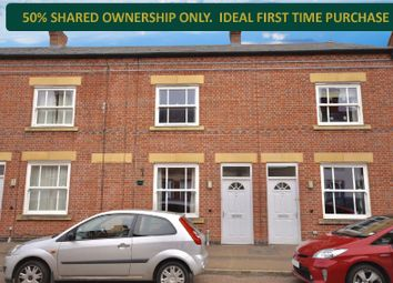 Thumbnail 3 bed terraced house for sale in Garden Street, South Wigston, Leicester