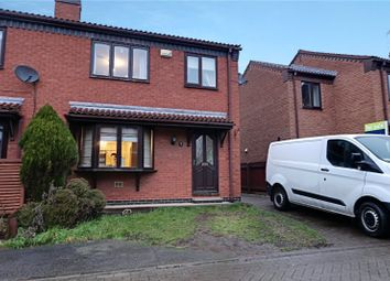 Thumbnail 3 bed semi-detached house for sale in Elm Avenue, Burstwick, Hull, East Yorkshire