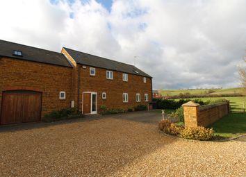Thumbnail 5 bed semi-detached house for sale in Manor Farm Lane, Drayton, Market Harborough