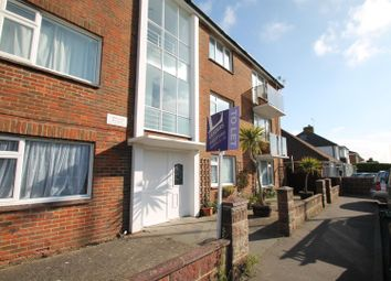 Thumbnail 2 bedroom flat to rent in Brighton Road, Lancing