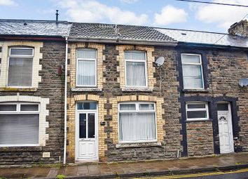 3 bed terraced house for sale in King Edward Street, Blaengarw, Bridgend. CF32