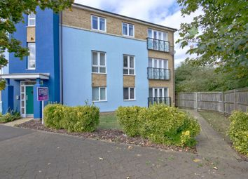 Thumbnail 2 bed flat for sale in Flack End, Cambridge