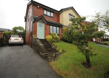 Thumbnail 2 bedroom semi-detached house for sale in Burnmoor Road, Breightmet, Bolton, Lancashire