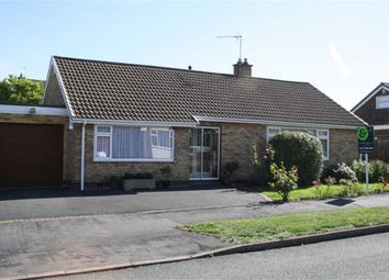 Thumbnail 2 bed detached bungalow for sale in Dalby Drive, Groby, Leicester
