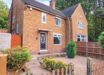 3 bed semi-detached house for sale in Ransom Road, Mapperley NG3
